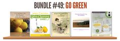 Green Living Bundle...Get an awesome deal on these books but only until 1/27/14 HURRY