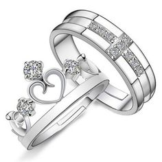 Online Get Cheap Matching Promise Rings -Aliexpress.com   Alibaba ...