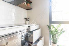 #Furniture #MadeToMeasure #Kitchen #InteriorDesign #FronteDesign Loft Kitchen, Interior Design, Modern, Furniture, Nest Design, Trendy Tree, Home Interior Design, Interior Designing, Home Furnishings