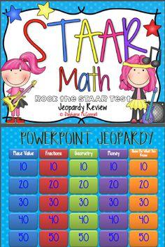 STAAR Math Grade 3 Review