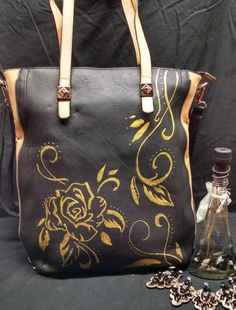 A touch of glamour by UniqueBeautyBags on Etsy