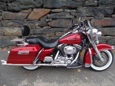 1999 FLHR Road King Police