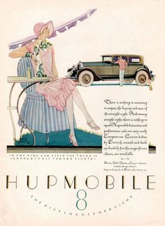 Hupmobile, USA (1927)