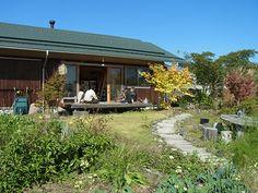 自然素材の家 アトリエDEF » 現代版土壁の家