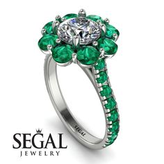 14k Gold Ring, Gold Diamond Rings, Diamond Wedding Rings, Halo Diamond Engagement Ring, Engagement Gifts, Moissanite, Unique Rings, White Gold, Gems