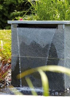 OASE Waterfall Blades | Water Cascade Features - Water Garden UK