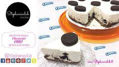 Cheesecake OREO - no bake - senza cottura - senza lattosio | stephanieclub