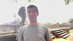 Quel rapport entre les temples d'Angkor au Cambodge et Facebook