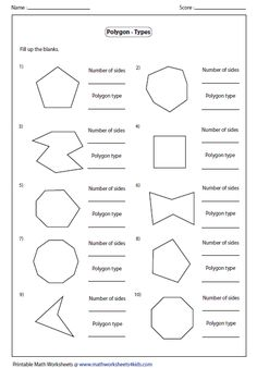 Name the type of polygon