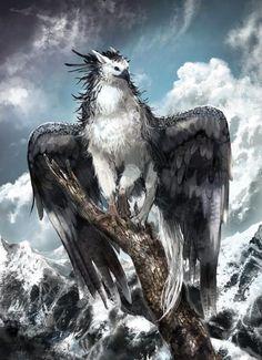 ファンタジー If you want to discover ways to sketch, this is actually the guide to get you. Mystical Animals, Mythical Creatures Art, Mythological Creatures, Magical Creatures, Fantasy Monster, Monster Art, Creature Concept Art, Creature Design, Dark Fantasy Art