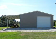 24 x 24 metal building - Google Search