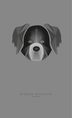 Diseño Katrin Anz. Bernese Mountain!