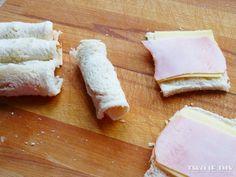 Twoje DIY - czyli zrób to sam: Krokiety z chleba tostowego