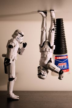 What Stormtroopers Do On Their Day Off