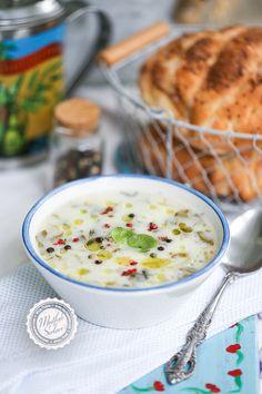 Yoğurtlu Semizotu Çorbası – Mutfak Sırları – Pratik Yemek Tarifleri