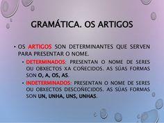 os artigos en galego - Buscar con Google