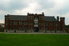 The Armories building in Chatham