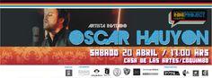 Este sábado estaré tocando en el INDIEPROJECT, Festival de Música Alternativa de Coquimbo.