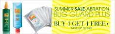Bug Guard Plus - Buy 1/Get 1 FREE!!! This is some great stuff.  Get yours now at www.youravon.com/mdalesandris