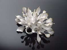 Chao tsien Kuo - ring - silver