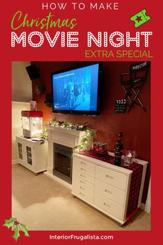 Holiday Movie Night - Everything you need for a Scrooge Movie Marathon and how to make holiday movie night at home extra special by Interior Frugalista. #christmasvibes #familymovienightideas #festivechristmasideas Christmas Movie Night, Family Movie Night, Christmas Home, Christmas Crafts, Scrooge Movie, Bar Drinks, Beverage, Ebenezer Scrooge, Hot Chocolate Bars