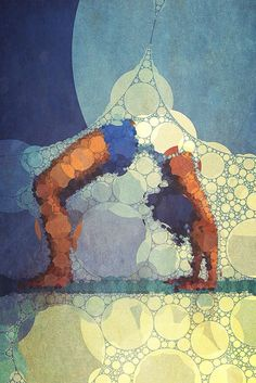 Yoga art 14 - John Dalton Yoga Images, Yoga Pictures, Yoga Thoughts, Easter Show, Yoga Illustration, Yoga Art, Art Archive, John Dalton, Ancient Art