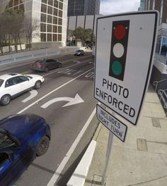 Deer Park Shutting Off Red Light Cameras | Red Light Camera