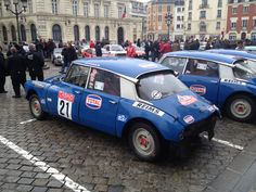 1966 Citroën DS 21 (Bob Neyret) - 2015 Historical Monte-Carlo Rally…