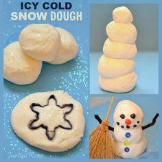 http://www.growingajeweledrose.com/2013/11/snow-dough-recipe-for-play.html