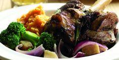 Scrumpy Lamb Shanks | Recipe | Simply Beef and Lamb