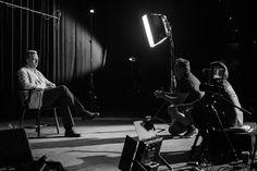 Na židli před namířené kamery dnes usedl velice milý pán - hrabě Constantin Kinský...