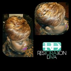 Short Styles, Short Cuts, Hairstyle, Blonde Hair,