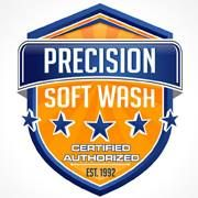 NEW Precision Soft Wash logo  power washing  power wash  soft wash  roofStart a Pressure Washing Business   Equipment   Chemicals  . Exterior House Cleaners Bundaberg. Home Design Ideas
