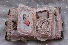 Love lace booklet