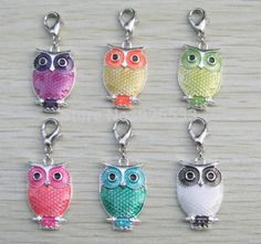 OWL Charms pendant