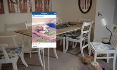 Clever Ad Campain Revealing the Secrets of Instagram Food Pictures  For its campaign A Kitchen Lived In: Perception vs Reality the brand of kitchen furnitures Wren Kitchens chose five food bloggers and instagramers of food photography in order to they reveal what it is hidden behind their pictures. A surprising result.       #xemtvhay