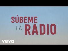 Enrique Iglesias ft. Descemer Bueno, Zion & Lennox - SUBEME LA RADIO | LYRIC VIDEO | Radio ZU