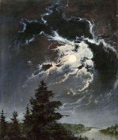 """Willy Kriegel """"Nacht"""" 1943"""