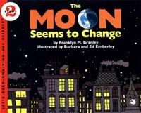 Love this book! Awesome 'experiment' for kids to do to show the phases of the moon!
