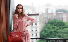 Olivia Palermo Sports Jill Stuart in Eric Guillemains Vogue Girl Korea Shoot