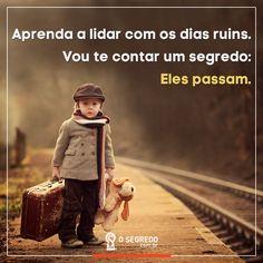 Tuuuuudo passa! :D Acesse: www.osegredo.com.br #OSegredo #UnidosSomosUm