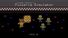 #XBOX Freddy Fazbear's Pizzeria Simulator Screenshots Freddy Fazbear, Xbox One Games, Box Art