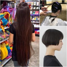 Beautiful Long Hair, Gorgeous Women, Short Hairstyles, Haircuts, Long Hair Cuts, Long Hair Styles, Bald Hair, Super Long Hair, Cute Little Girls