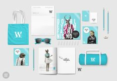 Fashion Brand Identity - Hip on Behance