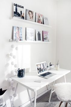 ☆ home office More