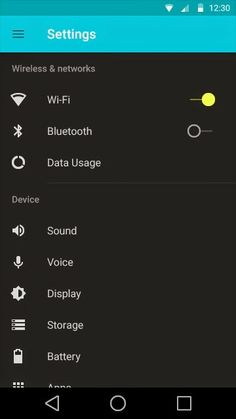 New Android L(Lollipop) user interface and images