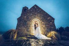 New Zealand Lake Tekapo Pre-wedding