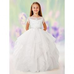 8a7303cdf70 30 Best First Communion Dresses images in 2019