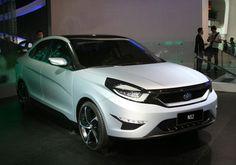 Faw NS2 Sedan