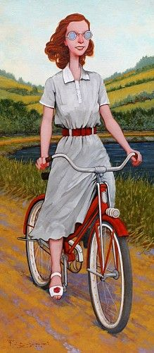Supper Time  Fred Calleri